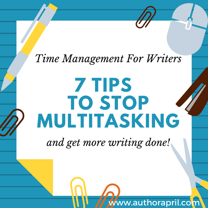 Tips ToStopMultitasking