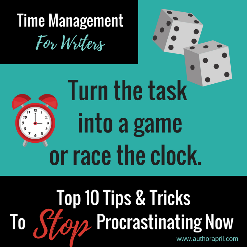 Top Tricks & Tipsto Stop Procrasting #5